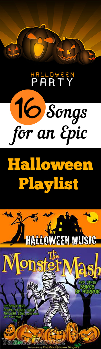 16 Songs for Your Halloween Playlist - My List of Lists