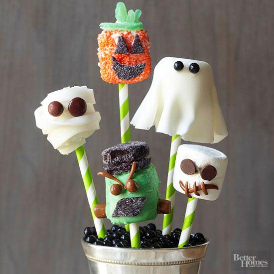 30+ Halloween Party Food Ideas