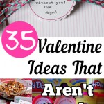 35 Valentine Ideas That Aren't Candy Valentines Day Ideas, Handmade Valentines, Valentines Day Crafts, Crafts for Kids, Holiday Crafts for Kids, Easy Crafts for Kids. #diyholiday #holidayhome #holidaycrafts #easycrafts #craftprojects #valentinesdaycrafts
