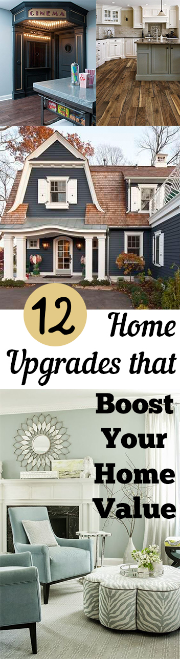 12 Home Upgrades that Boost Your Home Value