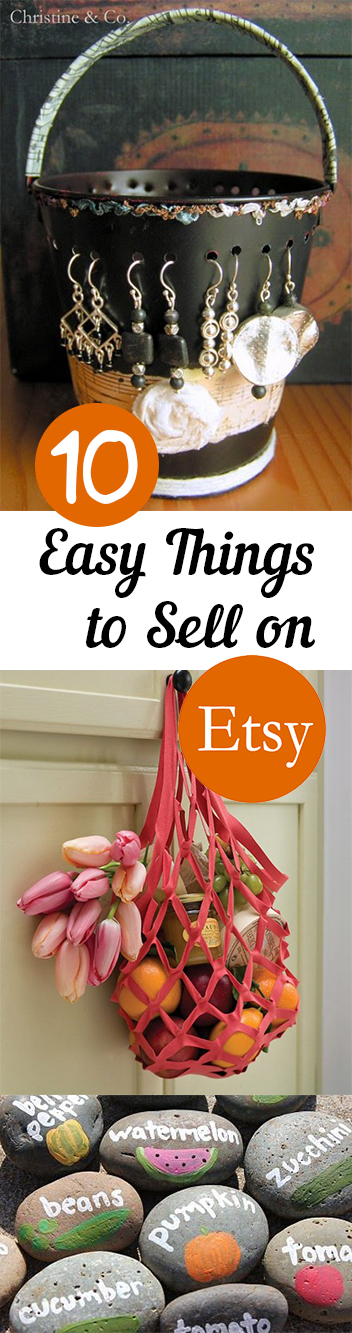 10 easy things to sell on etsy page 3 of 11 my list of for Simple things to make and sell