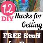 DIY hacks, free DIY tips, crafting hacks, crafting tips, popular pin, must-know crafting tips, crafting.