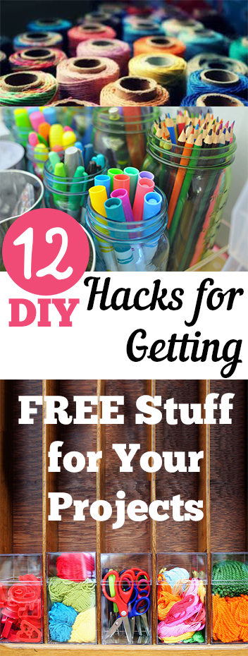 DIY hacks, free DIY tips, crafting hacks, crafting tips, popular pin, must-know crafting tips, crafting.