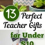 Teacher gifts, DIY gift ideas, back to school gifts, easy gift ideas, gifts for teachers, popular pin, inexpensive gift ideas