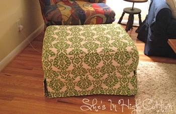 Ottoman projects, DIY ottoman projects, easy projects, DIY projects, popular pin, easy home improvements, DIY tutorials.