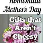 22 Homemade Mother's Day Gifts that Aren't Cheesy