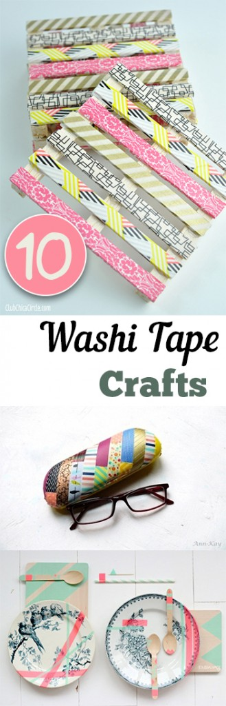 Washi tape crafts, crafting, washi tape DIYs, washi tape projects, popular pin, crafts, easy crafting.