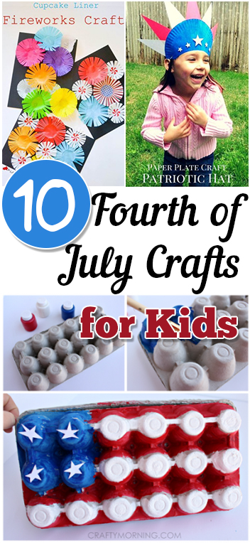 4th of july crafts for kids 10 fourth of july crafts for 7374
