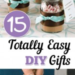 DIY, DIY gifts, easy gift ideas, simple gifts, Christmas gifts, holiday gifts, birthday gifts, popular pin, easy DIY, frugal gift ideas.