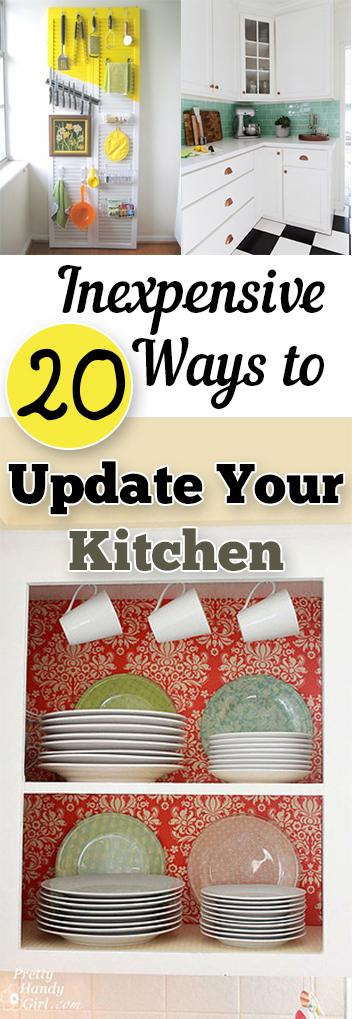 28 How To Update Your Kitchen How To Update Your