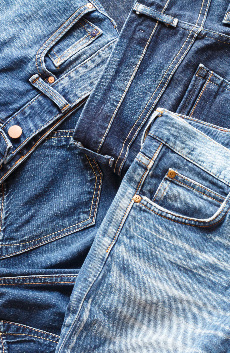 Did you know that you can make a phone case out of old denim jeans? Take a look at these unique ways to repurpose blue jeans.
