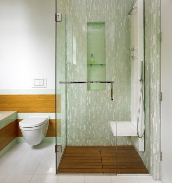 18 cheap ways to turn your bathroom into a spa page 14 for Turn your shower into a spa