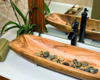 18 cheap ways to turn your bathroom into a spa page 6 of for Turn your bathroom into a spa