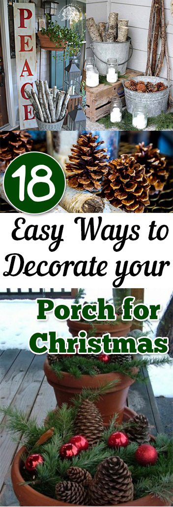 Christmas, Christmas porch decor, DIY holiday decor, Christmas decor, popular pin, DIY Christmas, Christmas decor hacks, outdoor holiday decorations.