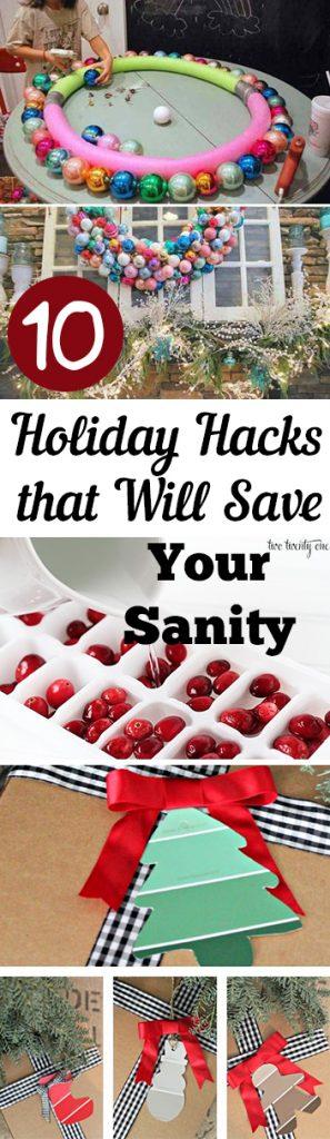 Christmas, Christmas Hacks, Holiday Hacks, Christmas Tips and Tricks, Popular Pin, Christmas DIY, Holiday Hacks, Holiday Party Hacks, Holiday Party Ideas
