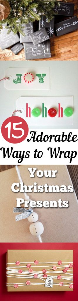 Christmas, Christmas Presents, Christmas Decor, How to Wrap Your Christmas Presents, Wrapping Presents, Christmas Present Wrapping TIps, Popular Pin, Holiday Decor