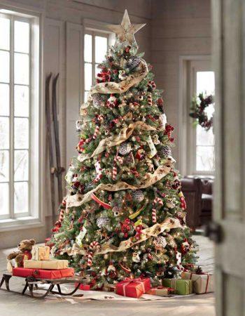 9-vintage-ornament-tree