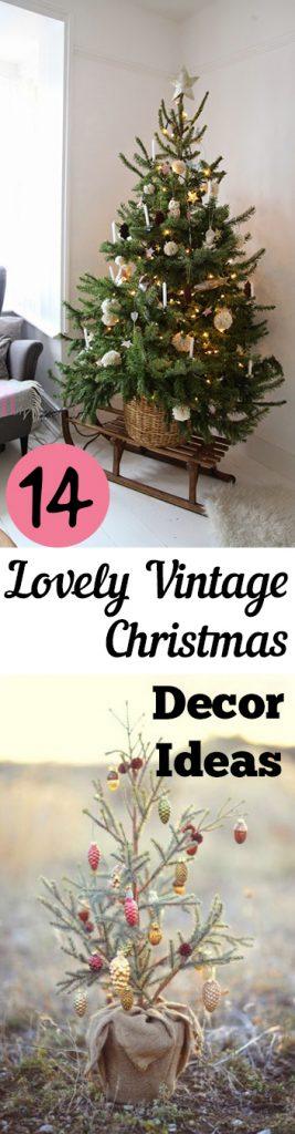 Christmas, Vintage Christmas Decor, Holiday Decor DIY, DIY Holiday, Christmas hacks, Christmas tips and tricks, popular pin, DIY