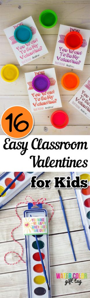 Classroom Valentines, Valentine Projects for Kids, Kid Valentines, Valentines Day Kid Ideas, Quick Valentines Day Ideas, Easy Classroom Valentines, Cheap Classroom Valentines, Non Candy Valentines