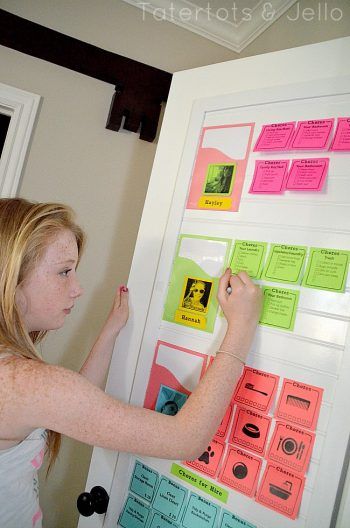 post-it-note-printable-chore-chart-system