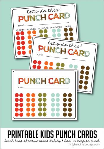 punchcardsyearround30daysblog