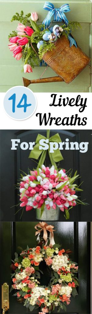 Spring Wreaths, Spring Decor, DIY Spring Decor, How to Decorate for Spring, Spring Decorations, DIY Spring Wreaths, Homemade Wreaths for Spring, Spring Decor, Decorating for Spring, Popular Pin