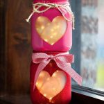 Quick Crafts, Quick Craft Ideas, Craft Ideas, Valentines Day Crafts, Valentines Day Ideas, Valentines Day Decor Ideas, Quick Valentines Day Decor, Easy Valentines Day Crafts, Quick Valentines Day DIYs, Popular Pin