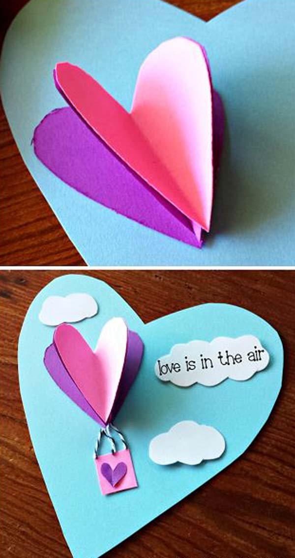 14 Valentines Day Crafts You Can Make