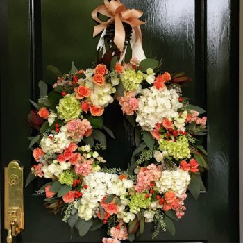 begonia-hydrangea-and-rose-wreath
