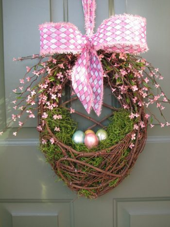 easterbasketwreath