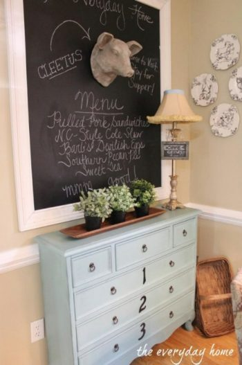 12 Chalkboard Projects That Will Transform Your Home7
