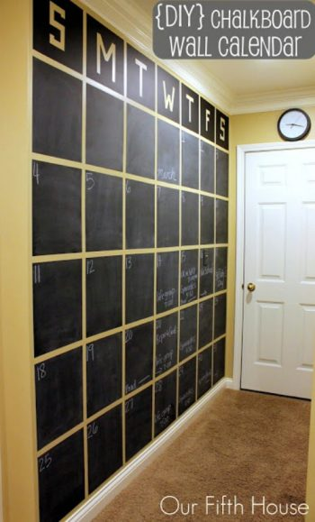 12 Chalkboard Projects That Will Transform Your Home8