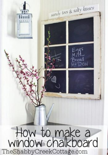12 Chalkboard Projects That Will Transform Your Home9