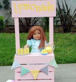 American Girl Dolls, American Girl Doll Projects, American Girl Doll Crafts, Craft Ideas for American Girl Dolls, Inexpensive American Girl Doll Outfits, American Girl Doll Sewing Projects, Popular Pin