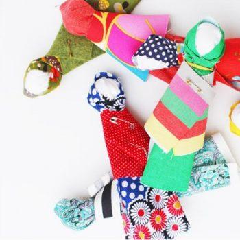 cloth-dolls