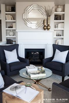 10+ Dramatic Ways to Decorate Above Your Mantle7