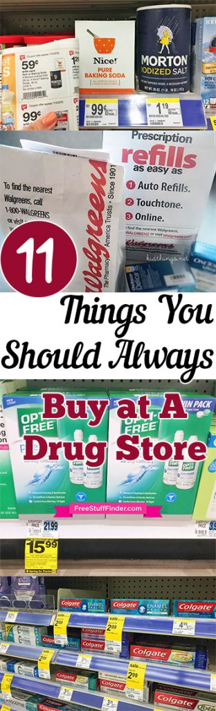 Shopping, Shopping Hacks, How to Save Money Shopping, Easy Ways to Save Money, Drug Store Shopping Hacks, Walgreens Hacks, CVS Hacks, How to Save Money at the Drug Store, Popular Pin