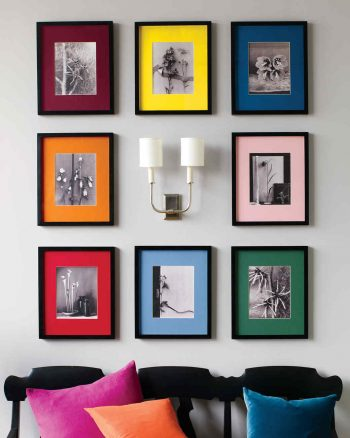 12 Simple Ways to Add A POP Of Color To Every Room7