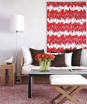 12 Simple Ways to Add A POP Of Color To Every Room8