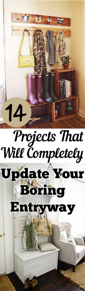 Entryway, Entryway Projects, How to Update Your Entryway, Entryway Projects, DIY Home, DIY Home Decor, Home Decor Hacks, How to Decorate Your Entryway, Easy Home Updates, Popular Pin