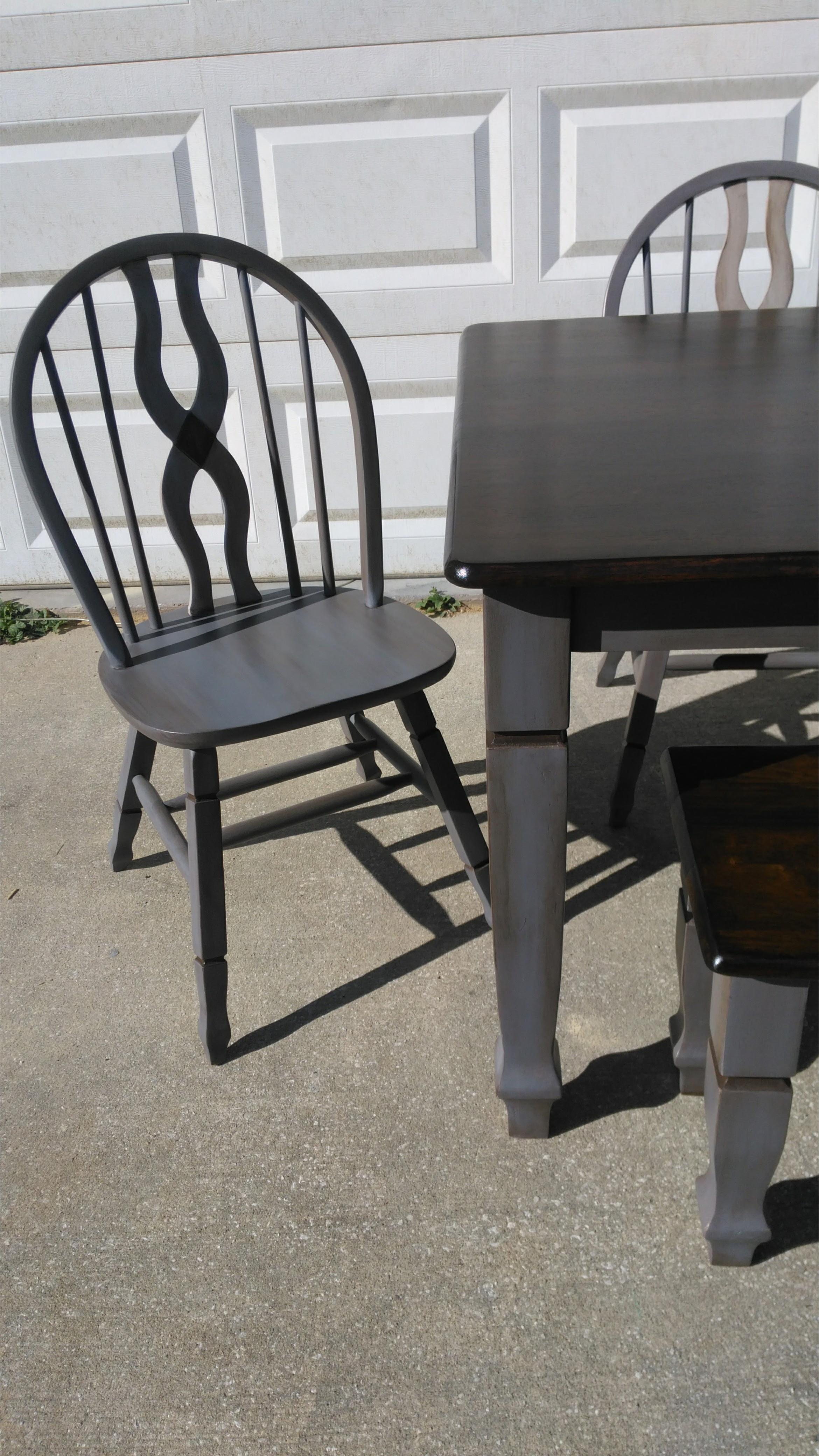 High-Gloss Finish Furniture