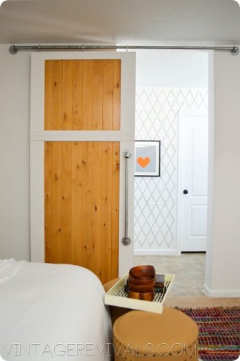Have a Hey Day! 10 Barn Door DIY Projects| Barn Door, Barn Door Projects, DIY Barn Door, Barn Door DIY, How to Make Your Own Barn Door, DIY Home Decor Projects, Projects for the Home, Popular Pin