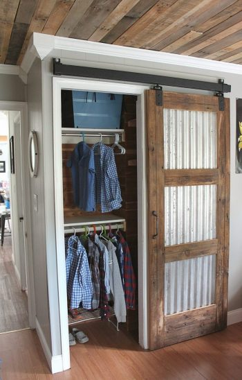 Have a Hey Day! 10 Barn Door DIY Projects5