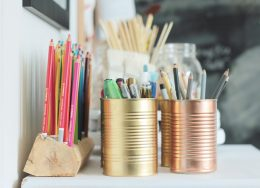 Shine On! 12 Ways to Decorate With Copper| Decorating With Copper, How to Decorate With Copper, DIY Home Decor, Home Decor, Home Decor Tips and Tricks, DIY Home, Craft Projects
