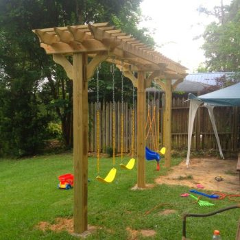 Build Your Own Pergola and Save TONS of Money - How to Build Your Own Pergola, Build Your Own Pergola, DIY Pergola Projects, DIY Pergola Tutorial, Outdoor Living, Outdoor DIY Project, Popular Pin