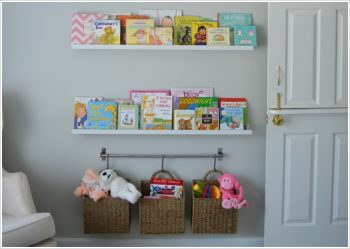 10 Simple Ways to Completely Organize Your Nursery - Nursery Organization, How to Organize Your Nursery, Organization, Home Organization, Home Organization Hacks, Nursery Decor, DIY Nursery Organization, Nursery Storage, Popular Pin