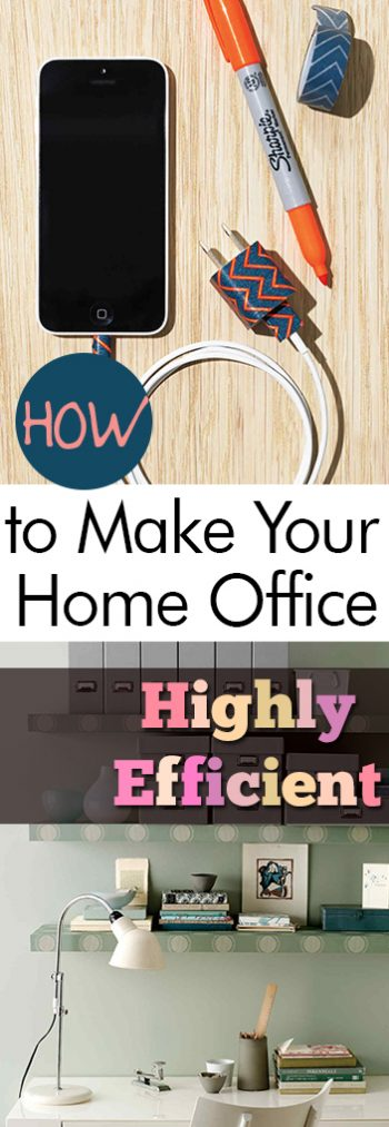 how to make your home office highly efficient my list of lists. Black Bedroom Furniture Sets. Home Design Ideas