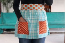 10 Things to Sew For Your Kitchen - My List of Lists| Sewing Projects, Sewing Projects for Your Kitchen, Sewing DIYs, Simple Sewing Projects, DIY Kitchen Projects, DIY Kitchen Crafts, Popular Pin