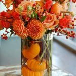 12 Sensational Centerpieces for Fall - My List of Lists| Centerpieces for Fall, Fall Centerpieces, Holiday Fall Centerpieces, DIY Fall, DIY Home Decor, Holiday Home Decor, Holiday Home Hacks, Popular Pin