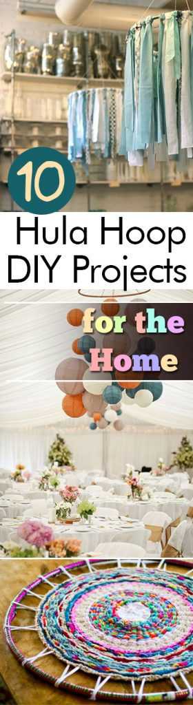 10 Hula Hoop DIY Projects for the Home - My List of Lists| Hula Hoop Wreath, DIY Hula Hoop Wreath, Hula Hoop Crafts, DIY Hula Hoop Crafts, Hula Hoop Craft Projects, Repurpose Projects, Repurpose Home Projects, Popular Pin